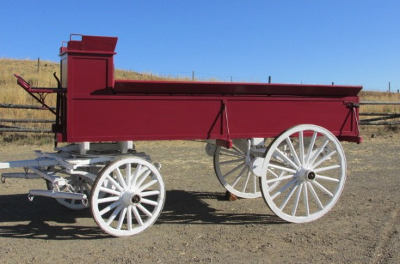 Hitch Wagon for Sale – Restored and in excellent condition,