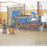 Chuckwagon for sale!  I know its not a mule, but they did pull it!!!